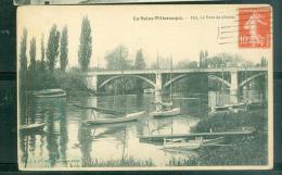 La Seine Pittoreque - 110 - Le Pont De Chatou   Fae84 - Chatou