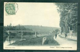 Chatou  - Pont à Péage De Croissy  Fae85 - Chatou