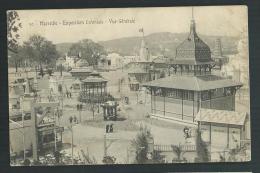 MARSEILLE  1906 EXPOSITION COLONIALE-VUE GENERALE A VOYAGE VERS LA CAMARGUE - Expositions Coloniales 1906 - 1922