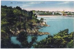 Cpa DINARD La Vicomte Vue Vers Dinard - Dinard