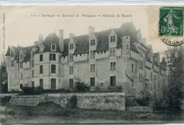 CPA 24 CHATEAU DE NEUVIC ENVIRONS DE PERIGUEUX 1908 - France