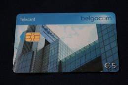 BELGIUM- Belgacom Towers At Night_used - Belgique