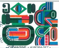 VARIÉTÉS FRANCE 1983 N° 2263 AURORA SET DEWASNE  OBLITÉRÉ - Varieties: 1980-89 Used