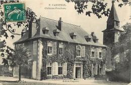Dept -pyrenees Atlantiques  -ref Y943- Cardesse -chateau Frachon -carte Bon Etat   - - Autres Communes