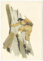 Losanna, Illustratore Marmotte (Robert Hèritier). - Illustrateurs & Photographes