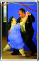 MAGNET SIZE.77X50 MM. APROX - Fernando Botero Paints - Magnetos