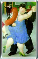 MAGNET SIZE.77X50 MM. APROX - Fernando Botero Paints - Magnets