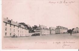 MAUBEUGE 16 L'ESPLANADE 1902 - Maubeuge