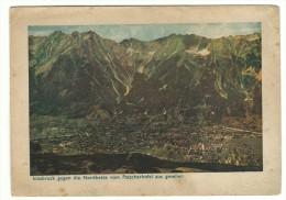 Tirolo, Innsbruck Gegen Die Nordkette Vom Patscherkofel Aus Gesehen - Innsbruck Dalla Catena Sett. Patscherkofel. - Innsbruck