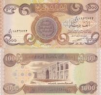 Iraq - 1000 Dinars 2003 UNC Lemberg-Zp