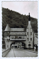 TRABEN - TRARBACH  ; Brückenschenke  ,  Inh Ernst M. Ostler , Weinstuben Ind Café ,1958 , Carte Photo - Traben-Trarbach