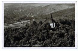ENDINGEN : St Katharinenkapelle B. Endingen A.K. Vom Flugzeug Aus   1938 , Carte Photo ! - Endingen