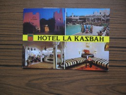 H�tel La Kasbah    Agadir       Maroc                        Multivues