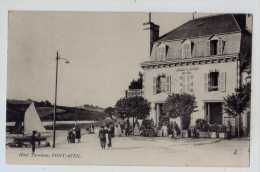 29 - Pont Aven - Hotel Terminus - Pont Aven