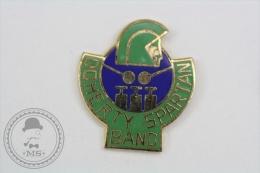 Doherty Spartans Football Team - Pin Badge #PLS - Fútbol