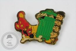 Lucky Luke  Characters: The Daltons - Pin Badge #PLS - Pin