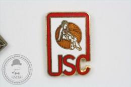 USC  Trojans Football Team - Pin Badge #PLS - Rugby