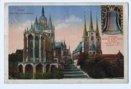 ERFURT : Dom Mit Severikirche 1919   ( 1565 ) - Erfurt