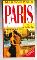 Marco-Polo, Paris Mit Sprachführer - Paris