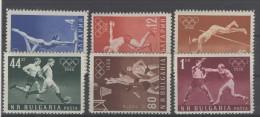 Bulgarien Michel No. 996 - 1001 ** postfrisch
