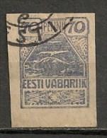 Timbres - Estonie - 1919 - 70 - - Estonie