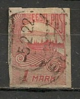 Timbres - Estonie - 1919/24 - 1 M. - - Estonie