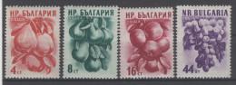 Bulgarien Michel No. 982 - 985 ** postfrisch
