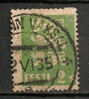 Timbres - Estonie - 1928/29 - 2 S. - - Estonie
