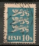 Timbres - Estonie - 1928/29 - 10 S. - - Estonie