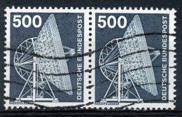 Germany 1975 500pf Radio Telescope Issue #1192 Pair - [7] Federal Republic