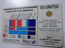 RARE : CORDONS BLANC 50U SC4OB S /E OFFSET LAQUÉE 6NR MÉLANGÉS NR 212048 ? - Variëteiten