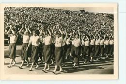 BERLIN -  RDA - Walter Ulbricht Stadion : Eröffnung Der XI Jeux Universitaires : Sportifs Tchécoslovaques - Non Classés
