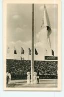 BERLIN -  RDA - Walter Ulbricht Stadion : Eröffnung Der XI Jeux Universitaires : Drapeau , Hissung Der Fahne - Non Classés