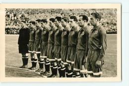 BERLIN -  RDA - Walter Ulbricht Stadion : Dynamo Mannschaft - Equipe Football DINAMO - Non Classés