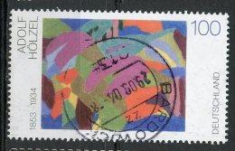 Germany 2002 100pf Adolf Holzel Issue #2230 SON Cancel - [7] Federal Republic