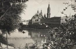 CPSM - ZARAGOZA - PAYSAGE - Zaragoza