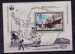 Expéditions Antarctiques Bateau - Timbres