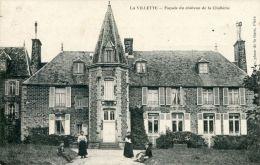N°1741A -cpa La Vilette -façade Du Château De La Challerie- - Altri Comuni