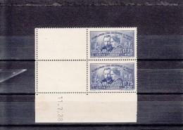 Francia Nº 402 - 2 Sellos En Pareja - Unused Stamps