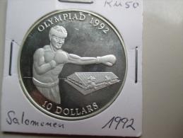 Solomon Islands 10 Dollars, 1992 - Salomonen