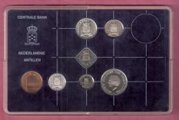 NEDERLANDSE ANTILLEN MUNTSET 1983 - Antilles Neérlandaises
