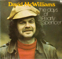 * LP *  DAVID McWILLIAMS - THE DAYS OF PEARLY SPENCER (Holland 1971) - Rock