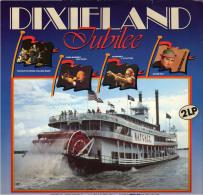 * 2LP *  DIXIELAND JUBILEE - VARIOUS ARTISTS (Germany EX-!!!) - Jazz