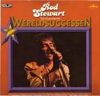 * 2LP *  ROD STEWART - WERELDSUCCESSEN (Holland 1974 EX-!!!) - Rock