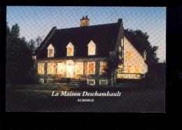DESCHAMBAULT Quebec Canada : La Maison Deschambault Auberge 128 Chemin Du Roy - Quebec