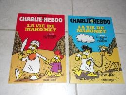 Charlie Hebdo La Vie De Mahomet (partie 1 & 2) - Humour