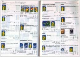 Michel Katalog 2008 Europa-CEPT,316 Farbseiten 1949-2007 Auf CD-ROM,alle Länder,+Beilage: Marken 50 Jahre Europamarken - 2000