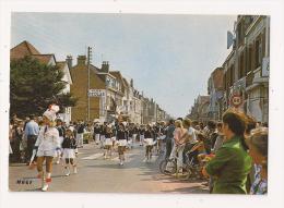( 59 ) BRAY DUNES Jour De Fete Majorette Avenue GENERAL DE GAULLE - Bray-Dunes