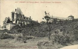 CPA Militaire (Dep.02) Pernant, Prés Soissons - Ferme Et Chateau (90001) - Unclassified