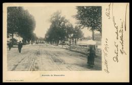PORTUGAL - PORTO - Alameda De Massarelos ( Ed. Emilio Biel & C.Nº 101) Carte Postale - Porto